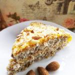 Постный пп крем для тортов и пирожных