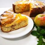 Итальянский яблочный пирог сестер Симили