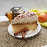 Английский яблочный пирог – просто, но очень вкусно