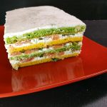 Постный/веганский ПП торт с кешью-кремом – без глютена