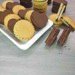 Карамельный ганаш для начинки печенья, макарон, конфет, тартов