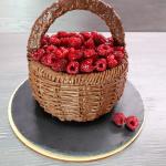 Постный/веганский пирог с ягодами и штрейзелем